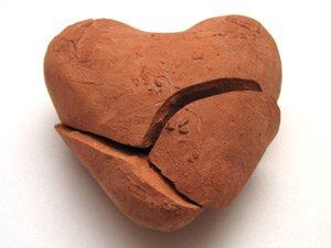 рубец на сердце