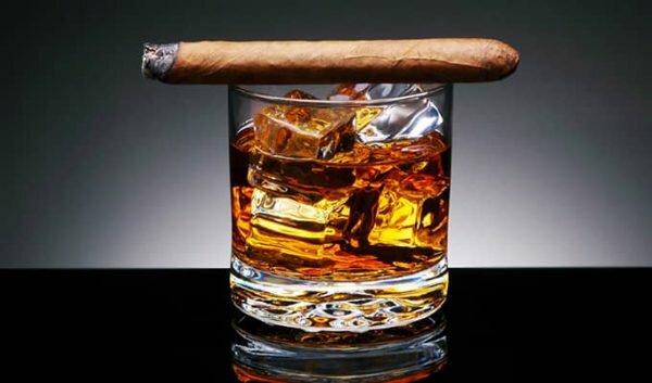 Отказ от алкоголя и никотина
