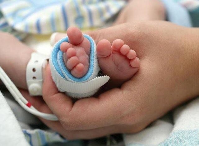От чего у новорожденных бывает порок сердца — Сердце