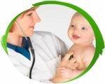 Симптомы и лечение дефекта межжелудочковой перегородки у новорожденного