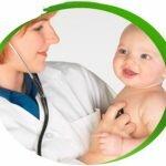 Дефект межжелудочковой перегородки у новорожденного